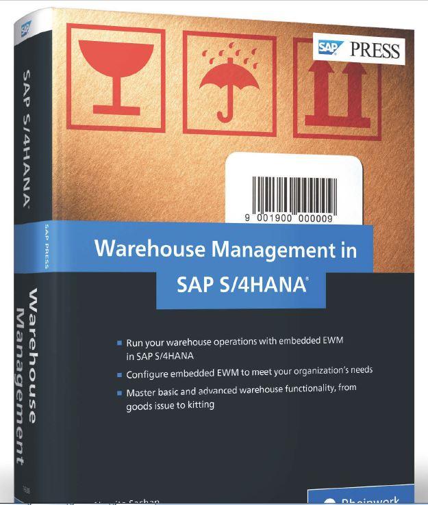 英文版-SAP Press-Warehouse Management in SAP S/4HANA- Embedded EWM